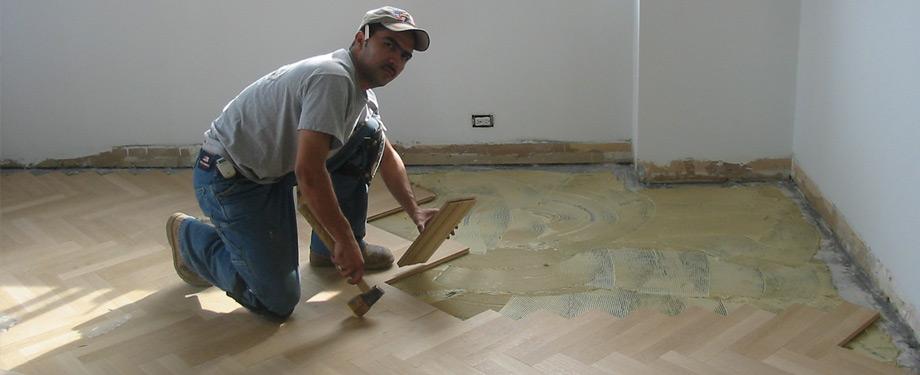 Wood Flooring Installation Manhattan Tribeca New York City